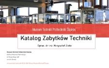 Katalog Zabytków Techniki. Dział 6, Urządzenia telekomunikacyjne